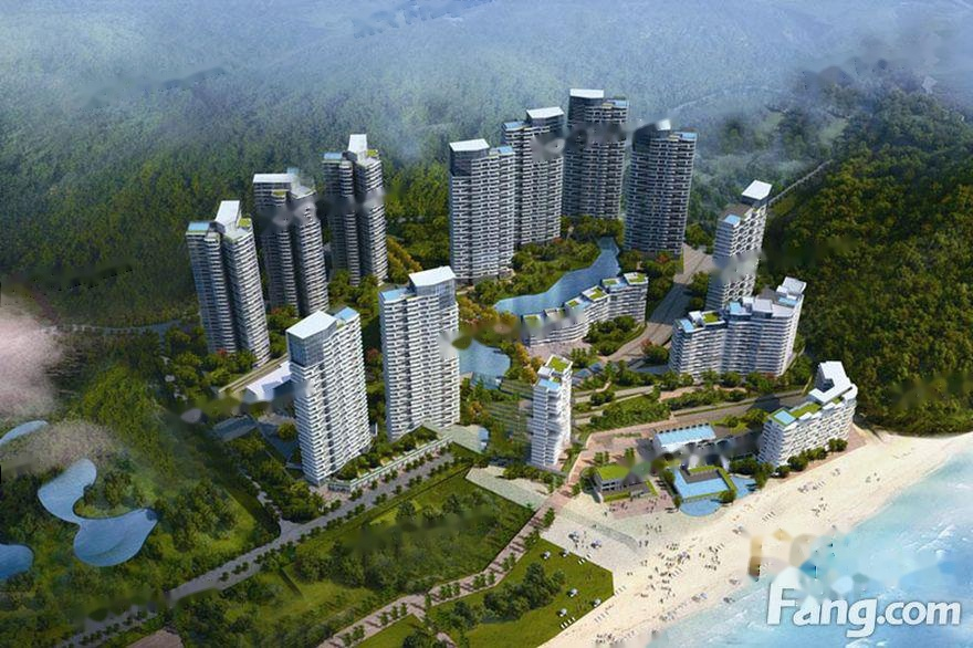 绿景天玺湾项目