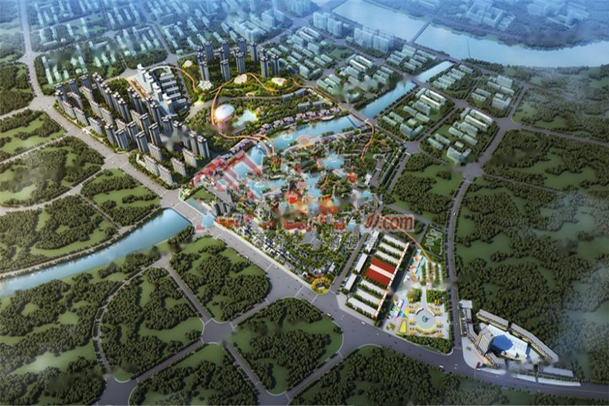 中江世界绿谷博览城