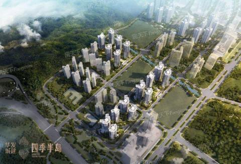 华发城建四季半岛