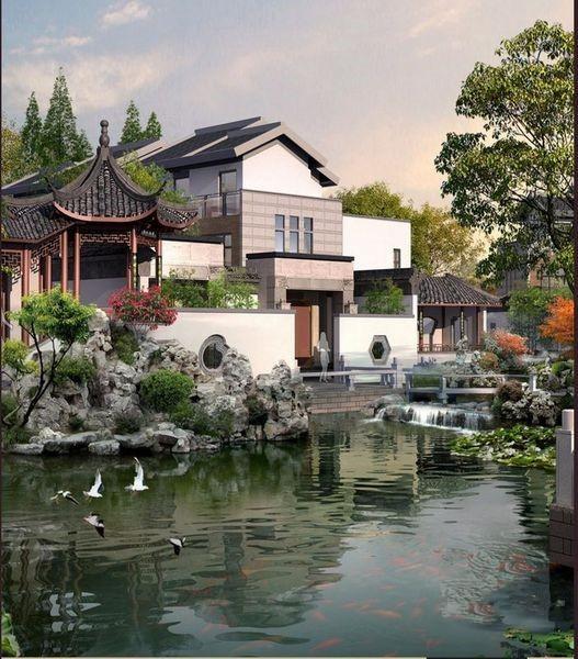 山水江南花园