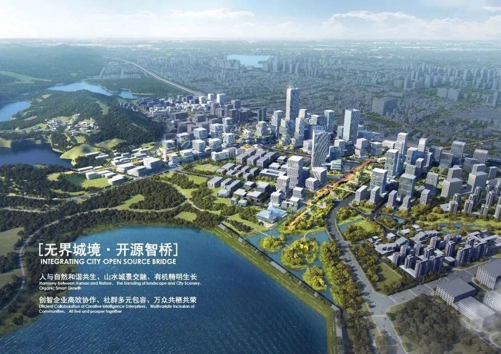新桥智创城城市-深圳史上最大旧改项目,设计比拼结果大曝光
