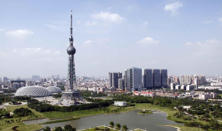 """【资讯】由九个方块组建的""""方块楼"""",广东""""最丑""""建筑之一!"""