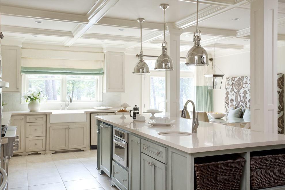 装修时厨房需要注意的几个细节!
