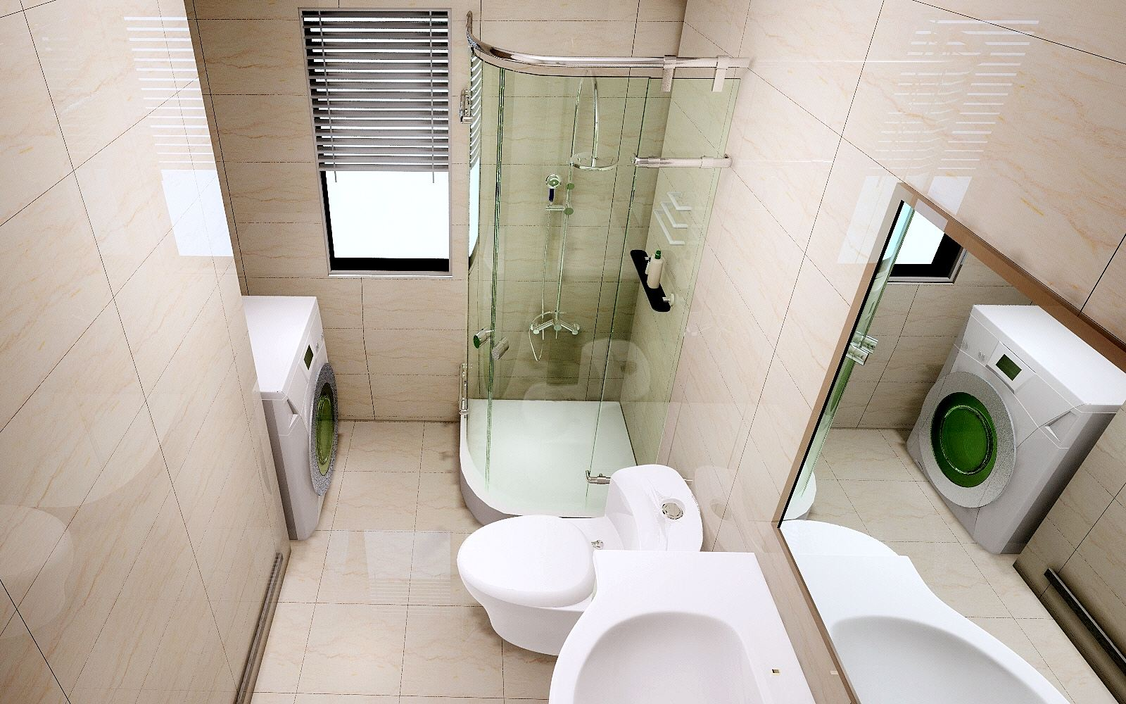 卫生间装修小攻略!