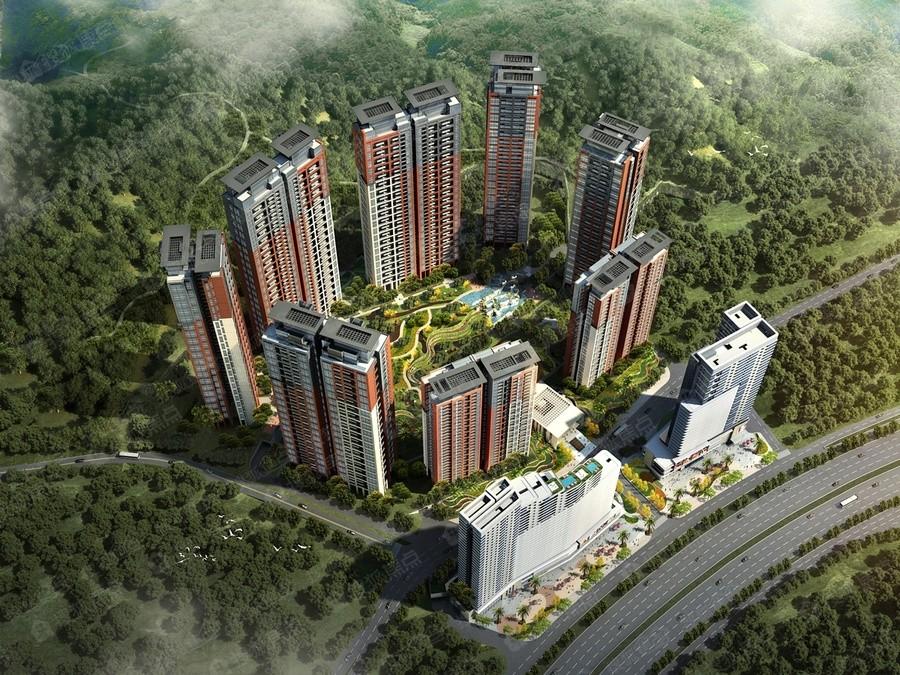 华润银湖蓝山