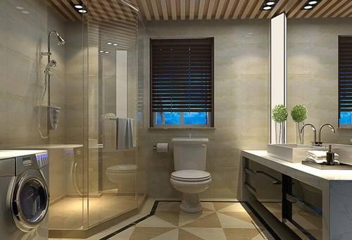 卫生间的合理布局,卫生洁具怎么合理布置。