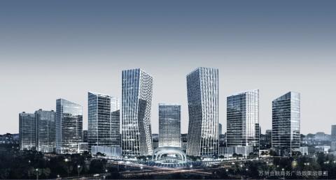 苏州金融商务广场