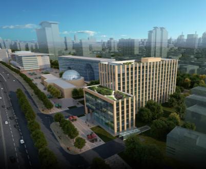 首建智谷北京金融中心