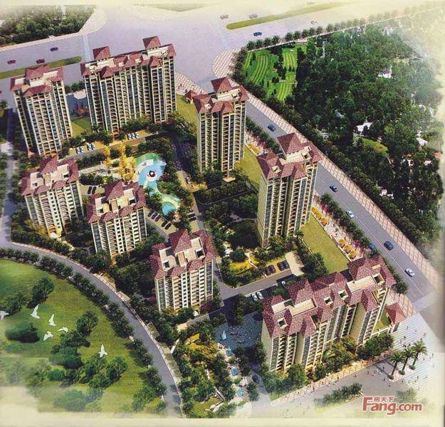 锦绣海湾城