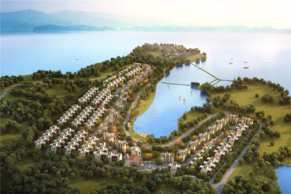 碧桂园忆西湖
