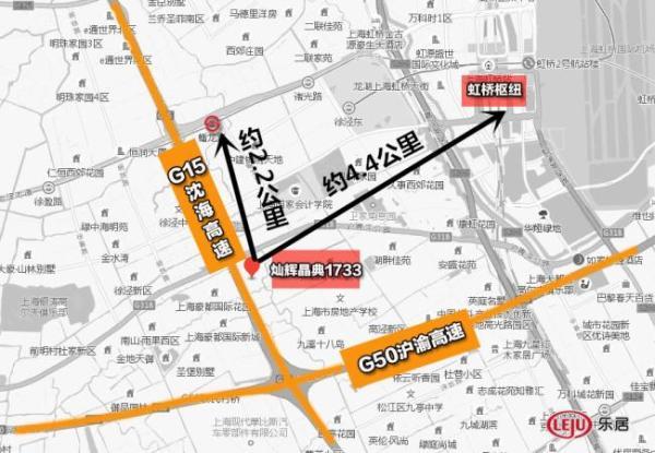 大虹桥神秘新盘低调拿证 与国家会展中心直线距离约3公里