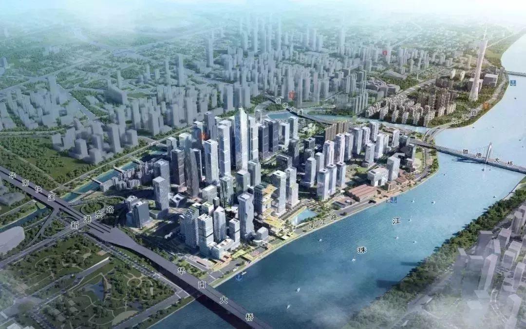 未来一年将有10万人涌入!琶洲楼市爆发期来了!