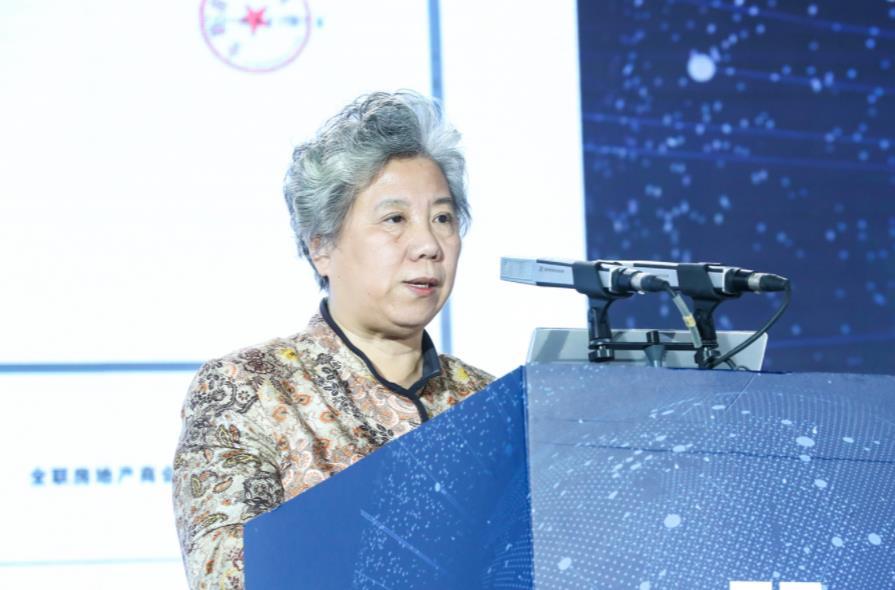 现场丨娄乃琳发布2019年商会团体标准及2020年标准计划