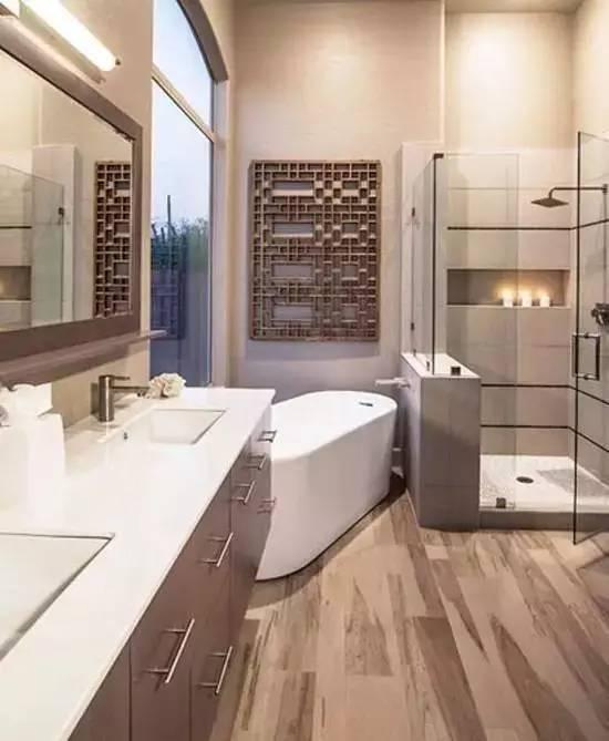 看看这7款高逼格的卫浴间收纳设计,赞到不要不要的!