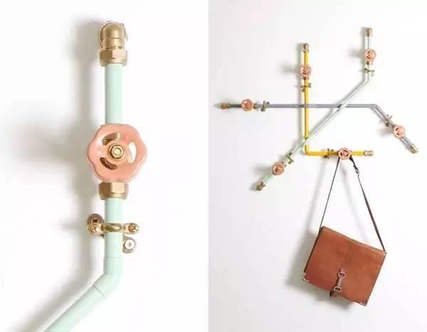 水管也能做设计,生活格调在这里