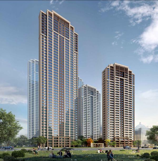 地铁旁!49层超高住宅楼+商业!江南环球港三期规划曝光