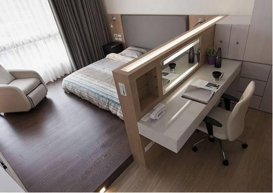 或许您还缺一个随机应变的小空间工作区!
