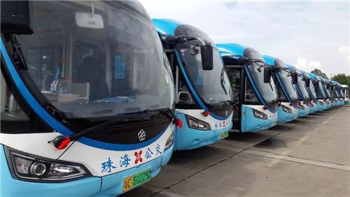 中山珠海这7条跨市公交线路恢复运营