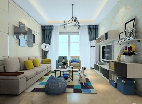 家居室内装饰在我们生活中很重要