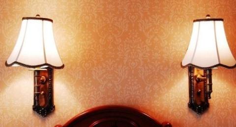 家居不同空间的壁灯设计