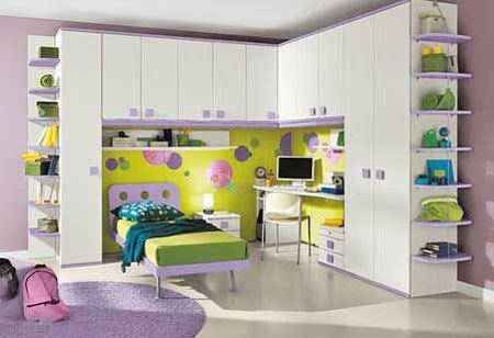 怎样的儿童房间设计具有艺术特色