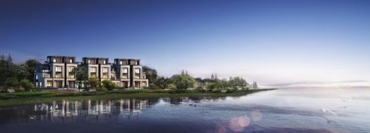 在龙湖双珑原著低密住宅,感受自然的馈赠