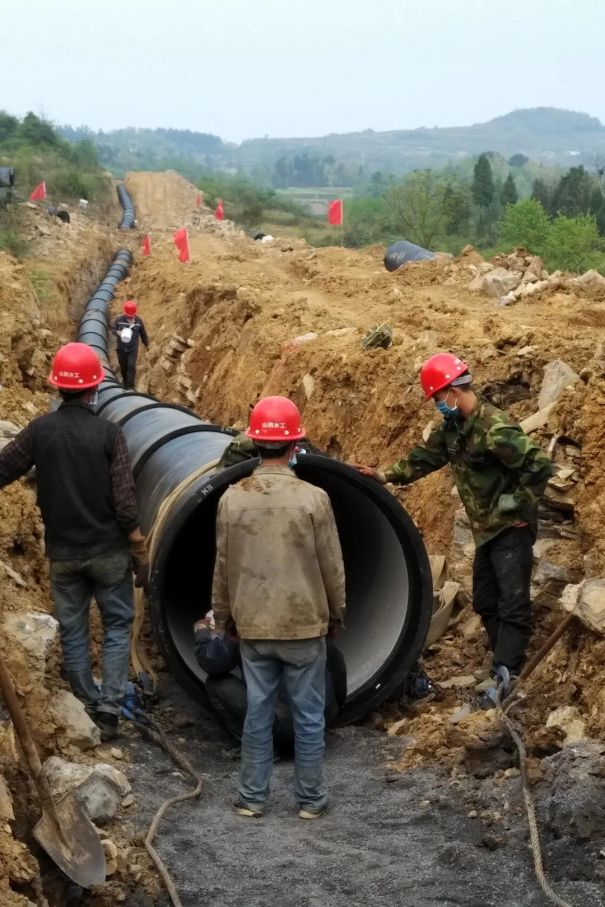 可为267万毕节人提供生产生活用水的水利工程,已全面复工复产
