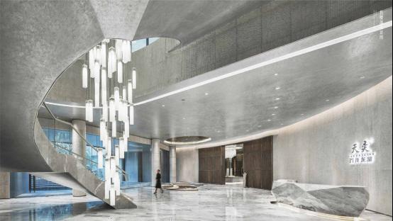 引领广州顶豪空间设计新潮流 首开龙湖天奕打造纯正英伦新贵风格精装