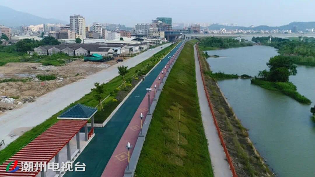 潮州:坚持绿色发展 创建森林城市