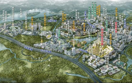 绿色金融服务中心在知识城启动,为经济发展提供绿色动力!
