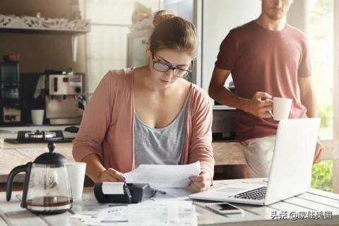 调查显示,四分之一的美国人计划用纾困补助来支付住房费用
