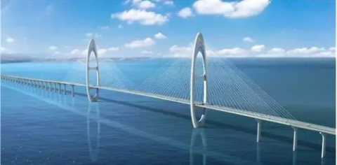 黄茅海跨海通道最快6月动工!将连接香港、通粤西!