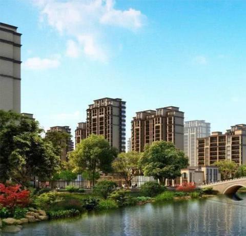 荣盛阿尔卡迪亚霸州温泉城总体规划占地4000多亩,倾力重建温泉城新空港