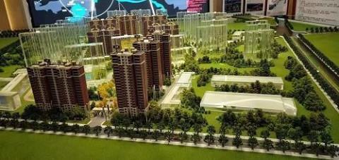 霸州万科时代之光以规划确定的发展方向为环津地区树立了标杆形象。