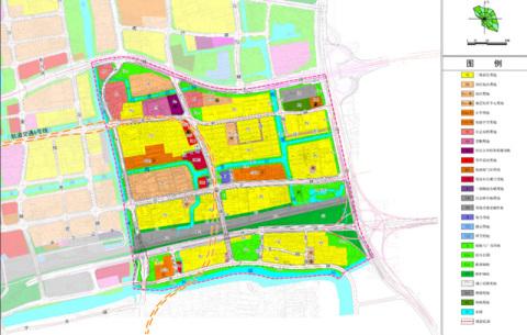 苏州平江新城部分基本单元控规调整出炉