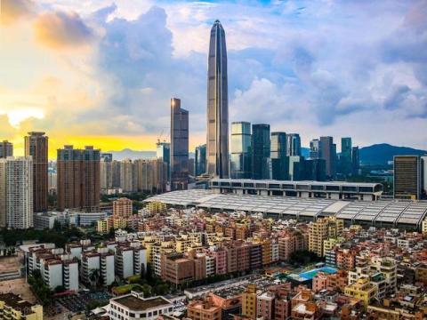 深圳楼市:福田板块内部分化严重,买房要注意