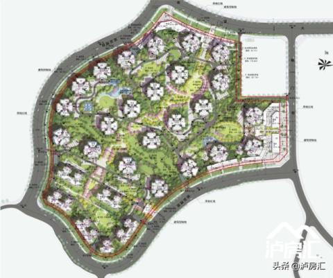 新盘预告丨泸州再添3个新项目 规划方案已出炉