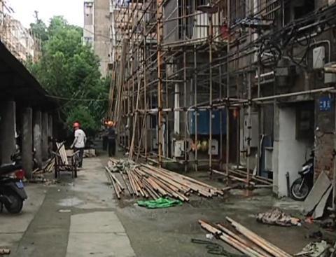 镇江医政路5号大院遭遇强拆?事实是这样的