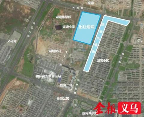 楼面价超1.74万元/平,国深地产36亿元福田拿地创新高