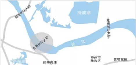 千亿大城再升值!双柳长江大桥官宣10月开工!